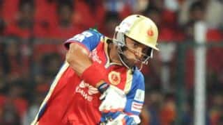 Yuvraj Singh released by RCB