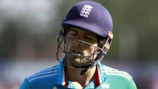 Cook's 2014 performance worst in English history
