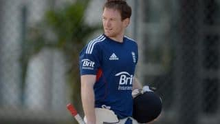 Morgan talks upcoming ODI series and World Cup