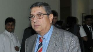 Srinivasan: Cricket's image dented by fixing revelations