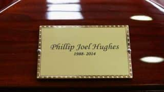 Phillip Hughes' funeral in photos