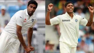 Dhoni should play Ashwin and Yadav