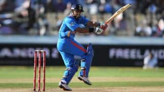 Suresh Raina suffers elbow injury in nets
