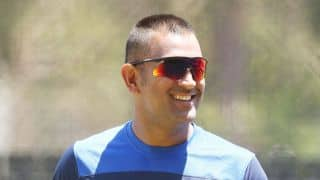 Dhoni doesn't reveal India's playing XI