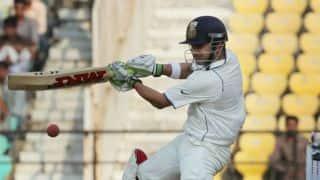 Gambhir ton guides Delhi to 260/6 vs Saurashtra