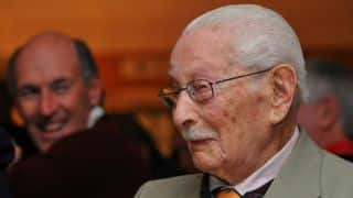 Oldest living Test cricketers