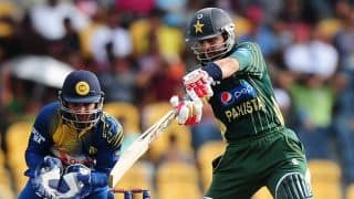 Ahmed Shehzad dismissed