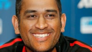 MS Dhoni says India will make few changes