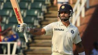 Kohli excited to lead India in Tests against Aussies