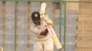 Uthappa, Mayank Agarwal hit fifties