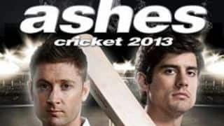 Ashes Cricket 2013 game pulled out of market