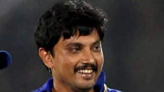 Trivedi returns to cricket after serving BCCI ban