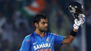 Virat Kohli needs to play the anchor's role