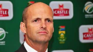 Gary Kirsten quit India job due to family commitments