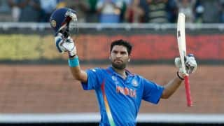Yuvraj — the man who won India three World Cups