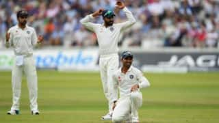 What might be wrong with Team India's slip cordon