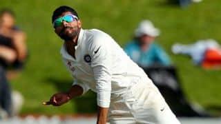 Akshar replaces injured Jadeja for last two Tests