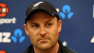 NZ have to start well, says McCullum