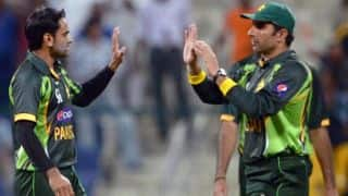 Misbah urges Pakistan to improve all-round performance