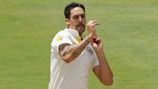Mitchell Johnson brings back the art of Fast Bowling