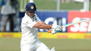 Dhoni happy with India's overall performance in South Africa