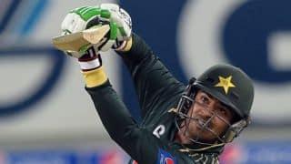 Haris Sohail delighted to help crisis-hit Pakistan