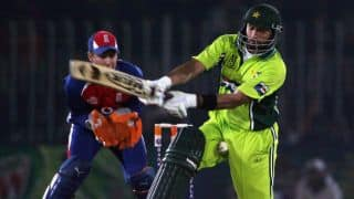 Afridi, please do not take the innocence away from cricket