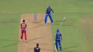 Starc taunts Pollard following IPL spat