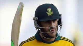 Faf du Plessis' record breaking series in Zimbabwe