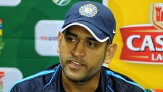 MS Dhoni want to improve his performance away from home