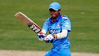 India Women bowled out for 180