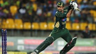 Shehzad's comment on Dilshan: Twitter reactions