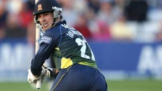 Ryan ten Doeschate was signed by Essex