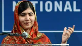Malala will not support India against Pakistan