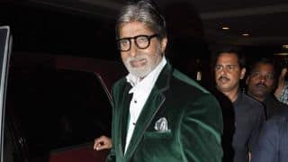 Amitabh Bachchan lashes out at Indian cricket fans