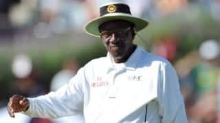 Bucknor: Redoubtable Jamaican umpire