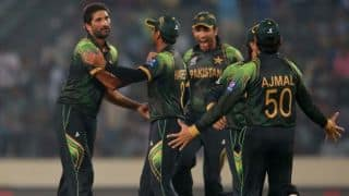 Pakistan scheduled to play two Tests, three ODIs in Sri Lanka