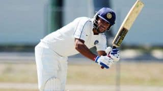 Virat's century lifts Jharkhand to 246 for 6