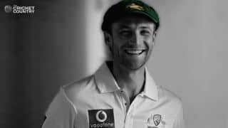 Clarke, Finch and Cooper to be pall bearers