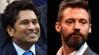Hugh Jackman: Tendulkar's mental strength inspires me
