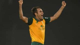 Imran Tahir retained by Hampshire