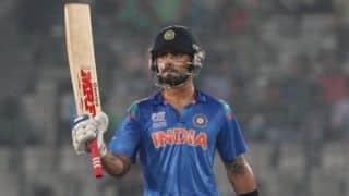 Kohli, Mithali nominated for ICC awards
