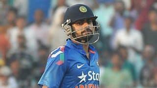 India consolidates No 1 ODI ranking