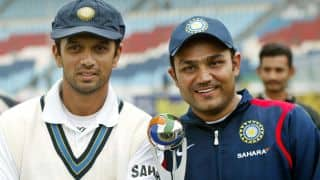 Sehwag, Dravid register record 410-run opening stand