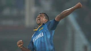 Maqsood dismissed by Herath