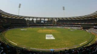 Maharastra CM to be sworn in at Wankhede