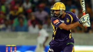 Yusuf Pathan leads KKR's charge