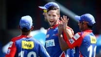 Parnell rues DD's decision to bat first against KKR