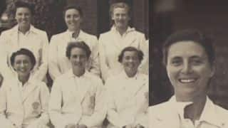 Eileen Whelan Ash is oldest living Test cricketer