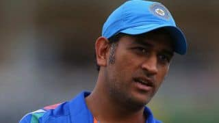 Dhoni invokes spirit of 'Scent of a Woman'
